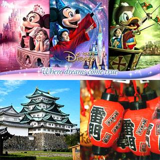 澳門去日本旅行japan tour osaka tokyo disney resort disneyland tickets  package大阪東京迪士尼樂園主題公園酒店優惠入場劵門票套票