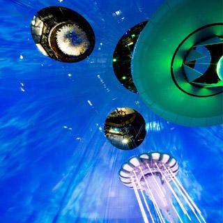 澳門新濠天地優惠水舞間入場劵門票加來回香港澳門金光飛航/turbojet噴射飛航船票 city of dreams macau dancing water package 特價旅遊自由行優惠套票
