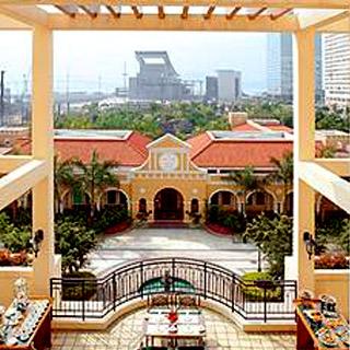 澳門金麗華酒店訂房住宿自助餐來回船飛套票優惠macau grand lapa hotel mandarin buffet discount promotion package