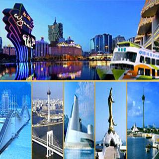 澳門觀光海上遊自助餐來回香港澳門turbojet噴射飛航船票套票macau cruise tour buffet package