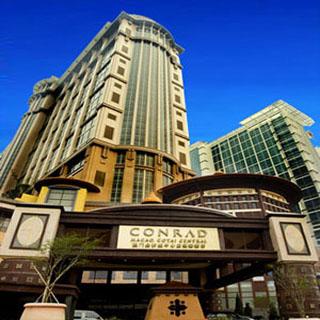 澳門金沙城中心新假日康萊德酒店conrad macau hotel holiday inn sands cotai central buffet package住宿自助餐船票套票