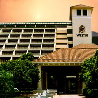 澳門威斯汀酒店住宿自助餐來回香港澳門turbojet噴射飛航船票套票westin resort macau hotel buffet package