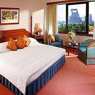 澳門金麗華前文華東方酒店住宿自助餐船票套票優惠 mandarin oriental macau grand lapa hotel buffet package