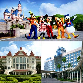澳香港迪士尼樂園酒店門票套票優惠 hong kong disneyland hotel package優惠  最新迪士尼主題公園入場劵美食船票優惠套票
