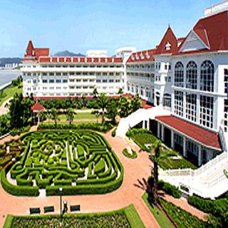香港迪士尼樂園酒店自助餐套票 disney's hotel buffet package 香港迪士尼好萊塢酒店住宿翠樂庭自助餐套票優惠disney's hollywood hotel enchanted garden restaurant buffet package