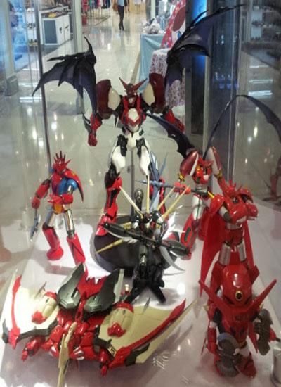 領匯香港玩具博物館我們的機械人懷舊玩具展覽the link hong kong museum robot toys exhibition幼兒童教育益智啟發學習遊戲玩具